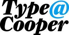 Type@Cooper logo