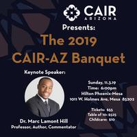 2019 CAIR-Arizona Annual Banquet
