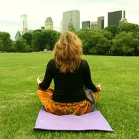 Yoga in Central Park - Level 102- Tuesday