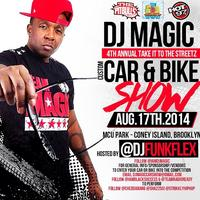 DJ Magic Custom Car & Bike Show