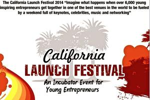 The California Launch-Festival 2014