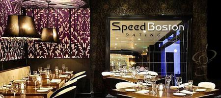 Speed Boston Style! Presented by SpeedBoston Dating...