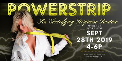 Powerstrip -Learn an Electrifying Striptease