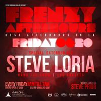 06.20 // Frenzy Afterhours feat. Steve Loria | Steve...