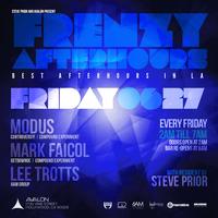 06.27 // Frenzy Afterhours feat. Modus | Mark Faicol |...