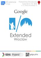 Google I/O Extended Wrocław 2014