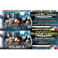 THE CHOCOLATE FACTORY LADIES NIGHT LAKELAND/SANFORD...