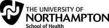 School of Health, The University of Northampton logo