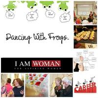 Swindon I AM WOMAN Business Club - Dancing With Frogs