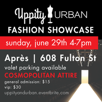 Uppity & Urban Fashion Showcase