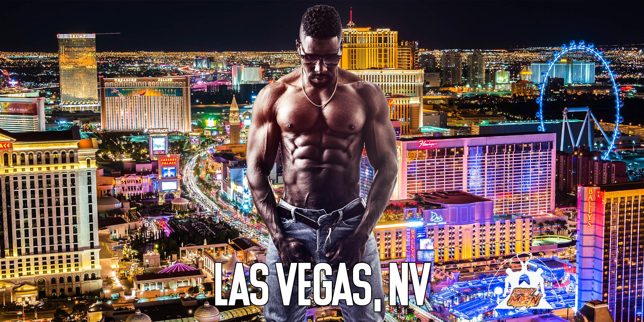 Ebony Men Black Male Revue Strip Clubs & Black Male Strippers Las Vegas, NV 9-11 PM
