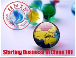 STARTING BUSINESS IN CHINA 101