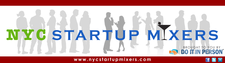 NYC Startup Mixers / Mercy College Entrepreneurship Institute logo