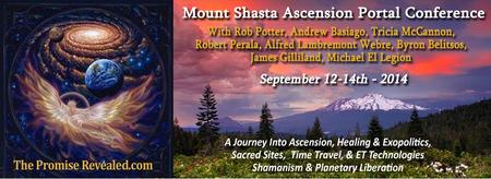 MT Shasta Ascension Portal Conference Sept. 12th-14th