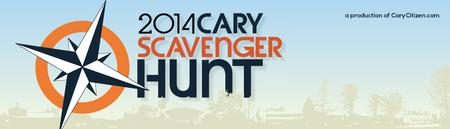 2014 Cary Scavenger Hunt