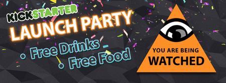 ICLOAK™ Stik KickStarter Launch Party!!