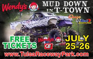 Wendy's Mud Down In T-Town July 2014