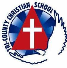 Tri-County Christian School logo