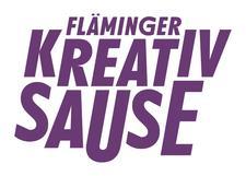 Fläminger Kreativsause logo