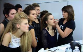FREE Teen Make-Up Workshop