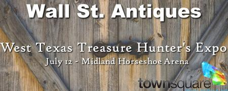 West Texas Treasure Hunters Expo