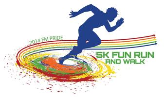 Pride 5K Fun Run & Walk