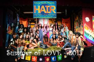SoLuna Studio Presents HAIR- Tribal Rock Musical CONCERT