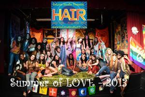 SoLuna Studio Presents HAIR- Tribal Rock Musical CONCERT