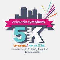 Colorado Symphony 5K Run/Walk 2014 Volunteer