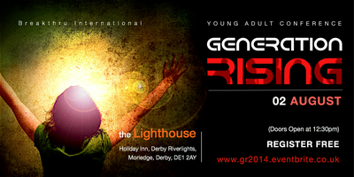 Generation Rising 2014 - Young Adult Conference