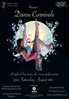 Danse Carnivale by West City Concert Band and Silver Ci...