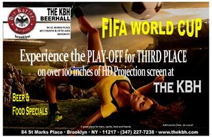 World Cup at the KBH - Play-OFF for Third