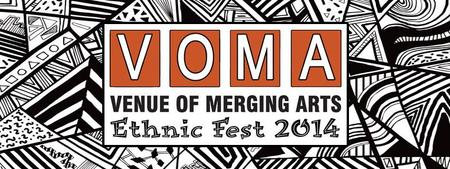 VOMA Ethnic Fest 2014 (Moon Hooch, Fletcher's Grove,...