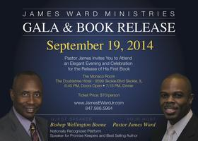 James Ward Ministries Gala & Book Release