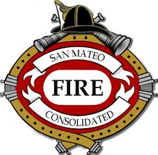 San Mateo Consolidated Fire Department logo