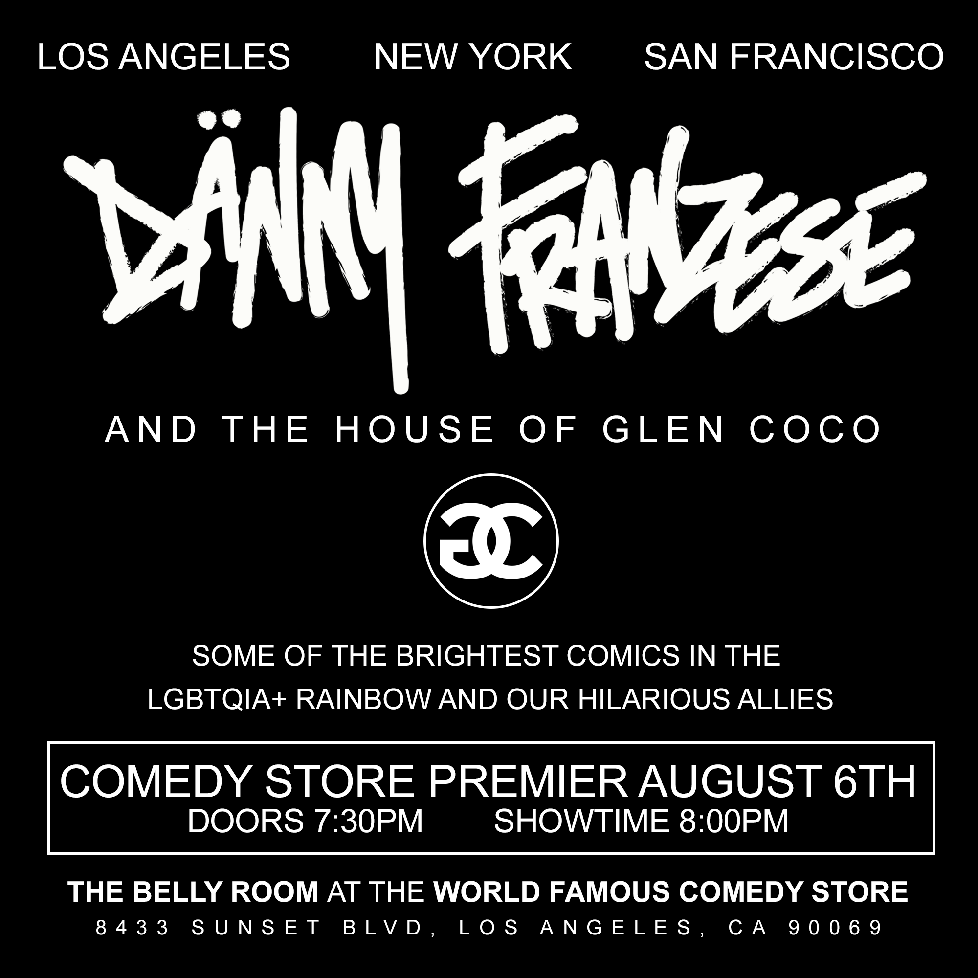 Danny Franzese and The House Of Glen Coco