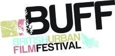 BUFF (British Urban Film Festival) logo