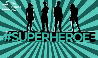 Celebración del Primer Aniversario de The Heroes Club