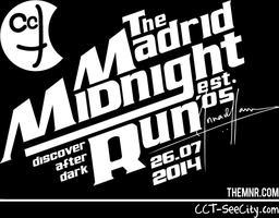 The [Madrid] Midnight Run * 26/27 Jul.'14