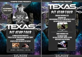 Stoopid Starz Presents: The Texas Pitstop Tour w/...