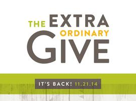 Extraordinary Give Information Meeting #1