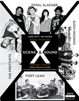 Scene X Sound Summer Concert Series