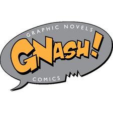 Gnash Comics & Graphic Novels logo