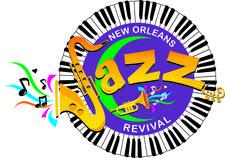 New Orleans Jazz Revival logo