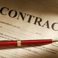 GAR Contract Exhibits, Addendum & Special Stips - No...