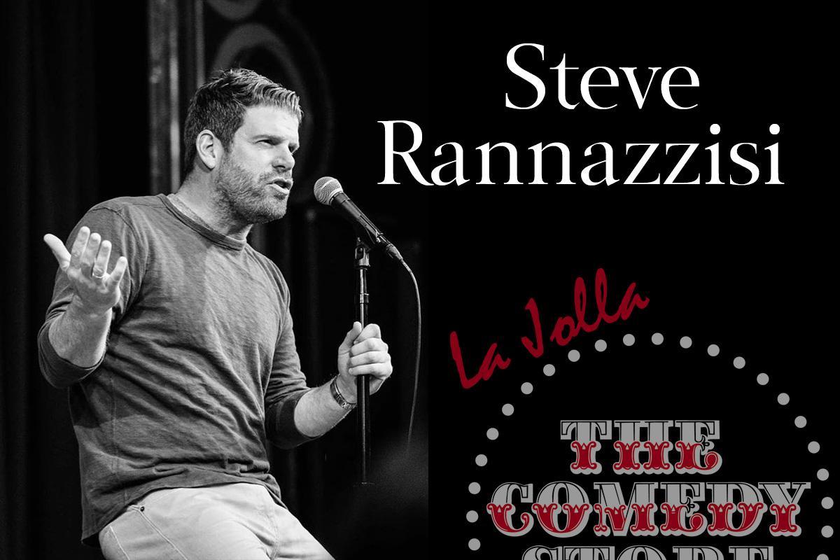 Steve Rannazzisi - Saturday - 7:30pm