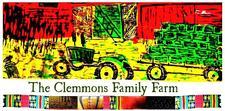The Clemmons Family Farm logo