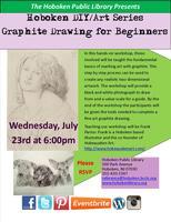 DIY Graphite Drawing Workshop