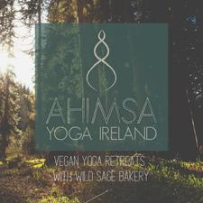 Ahimsa Yoga Retreats logo