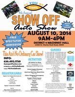 Show Off Auto Show - 4th Annual